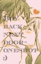 """""""Boy Back Next Door"""" by amethyst_naomi8"""