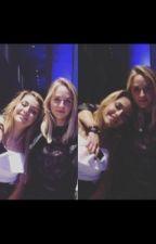 Jealous. A Jenndrea Fanfiction (Jenn McAllister and Andrea Russett) by okaypleasedonot