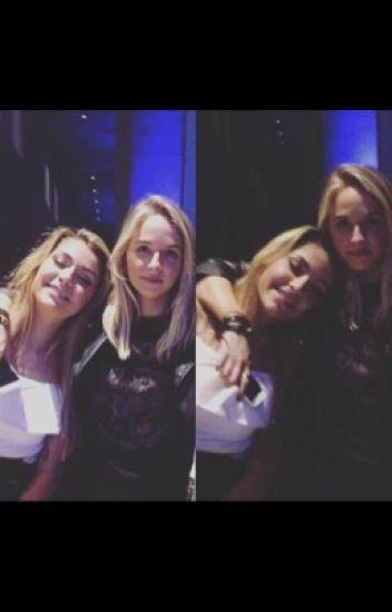Jealous. A Jenndrea Fanfiction (Jenn McAllister and Andrea Russett)