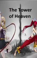 Lucy and Erza-Tower of heaven by queenie_Sugar
