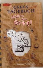 Gregs Tagebuch machst wie Greg by KuchenMann01