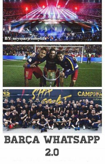 Whatsapp FC Barcelona 2.0 [EDITANDO]