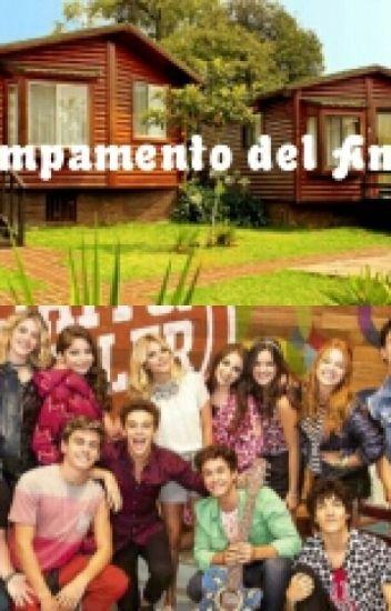 Campamento Del Amor (Soy Luna) (#SoyLunaAwards)