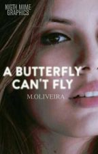 ✦ A Butterfly Can't Fly - Filha do Caos ✦  by blackcanaryl
