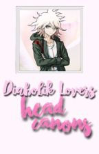 Diabolik Lovers Headcanons by frostykomaeda