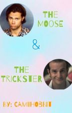 The Moose & The Trickster  by Camiihobbit