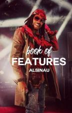 Book of Features by alsinaudotcom
