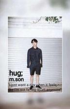 ✧ Hug; Markson ✔ by Szire_Tuan