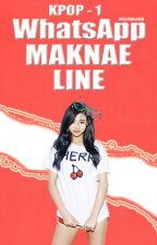 WhatsApp Maknae Line 1 // KPOP by MELISALAND