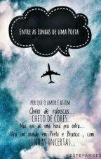 Entre As Linhas De Uma Poeta by estefanee3
