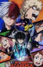Boku No Hero Academia X Reader by Popthenbop