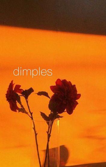 dimples ↠ bts
