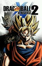 Dragon Ball Ultimate Xenoverse [Male Reader Insert] by Boogiethehedgehog
