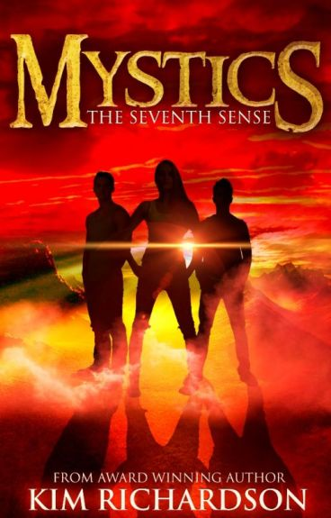The Seventh Sense, Mystics Book # 1 by kimmer3d