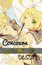 Concours de dessins by Draw_Youyou
