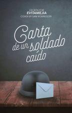 """""""Carta de un soldado caído"""" by Evitamejia"""