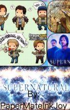 Supernatural X reader by PaperMateInkJoy
