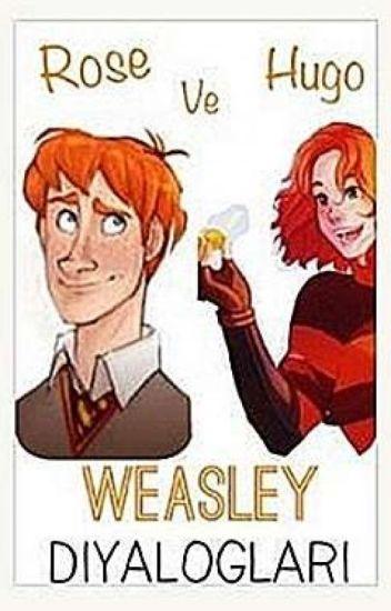 Rose ve Hugo Weasley Diyalogları