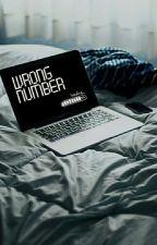 Wrong Number // Blake Gray by whatupluke