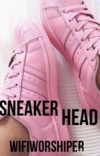 Sneaker Head // Derek Luh by WifiWorshiper