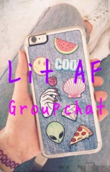 Lit AF | A YouNow Groupchat (CONTINUED)