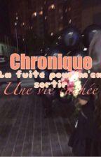 《 La fuite pour m'en sortir, une vie cachée - Chronique 》 by Chroniqueuse_N