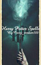 Harry Potter Spells by Crazy_random500