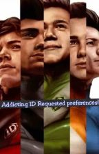 Addicting 1D Requested Preferences by MANGU_productions