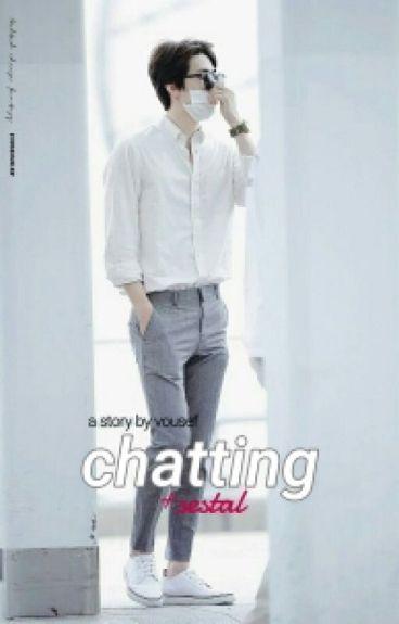chatting;sestal