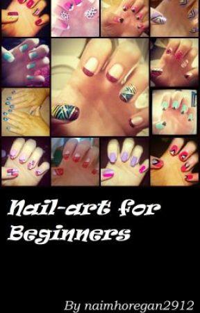Nail Art For Beginners 1 Diagonal Tips Wattpad