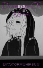 Drawings Of Mine! by KaiAdachi