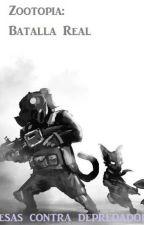 Zootopia: Batalla Real. Presas contra Depredadores. by nikofox15
