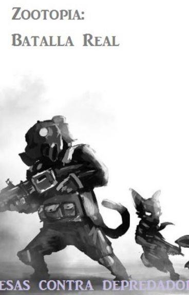 Zootopia: Batalla Real. Presas contra Depredadores.