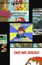 Memes de Pokemon Y Pokemo Go by elgranico