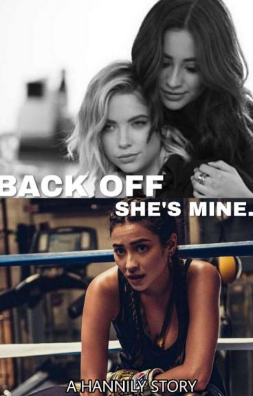 BACK OFF she's mine