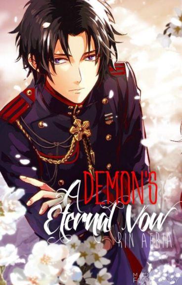A Demon's Eternal Vow (Guren x Reader)