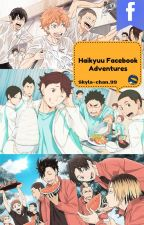 Haikyuu Facebook Adventures by Skyla15699