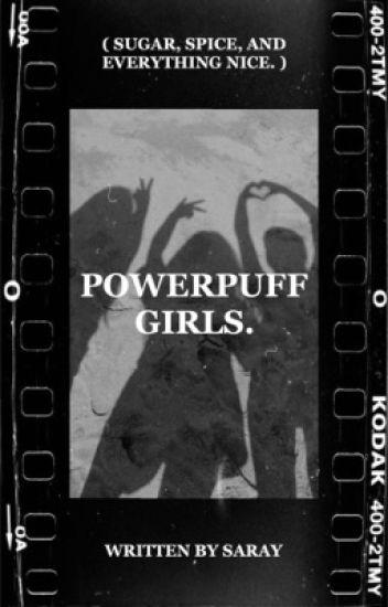 POWERPUFF GIRLS ━ CHAMPIONS ( MARVEL COMICS )