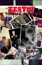 Test/quiz THOMAS BRODIE-SANGSTER by AnaButterfieldMendes