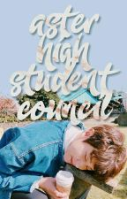 Aster High Student Council | EXOPINK by _polaristar