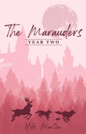 The Marauders: Year Two | #Wattys2016 by Pengiwen