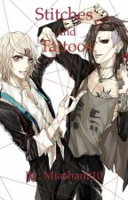 Stitches and Tattoos (Uta X reader X Juuzou)  by Miachan910