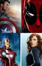 Marvel vs DC RolePlay by myrpb4