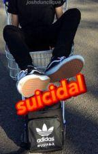 suicidal | tyler jøseph | #WATTYS2017 by lolen-