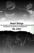 Heart Stings×Finn Balor X Stephanie McMahon×(On Hold) by NewAccount_Mannn