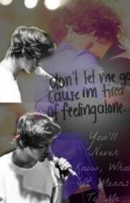(Larry Stylinson ) You'll Never Know What It Means To Me (İptal) by LHLarryShipper