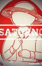 Saturno ||Por: Ana Phols by pandicornious