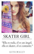 Skater Girl ➳ j.b by j-jenner