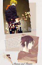 'Hey,  Boy! (END) by Fujisakiyuki