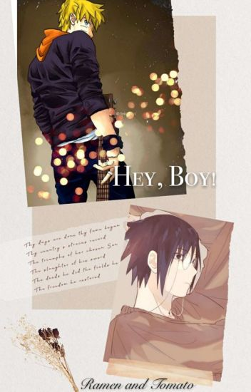 'Hey,  Boy! (END)